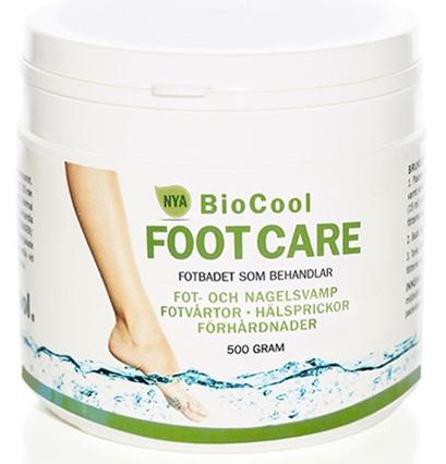 Kombinera BioCool fotbad med annan behandling för bättre resultat!