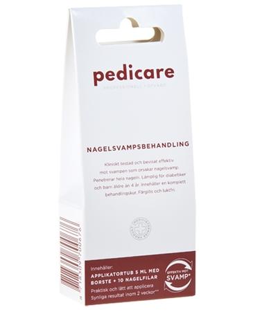 Pedicare - nagelsvamp behandling